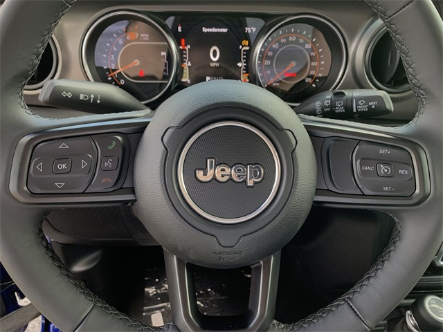 New 2020 Jeep Wrangler Unlimited Unlimited Sport S