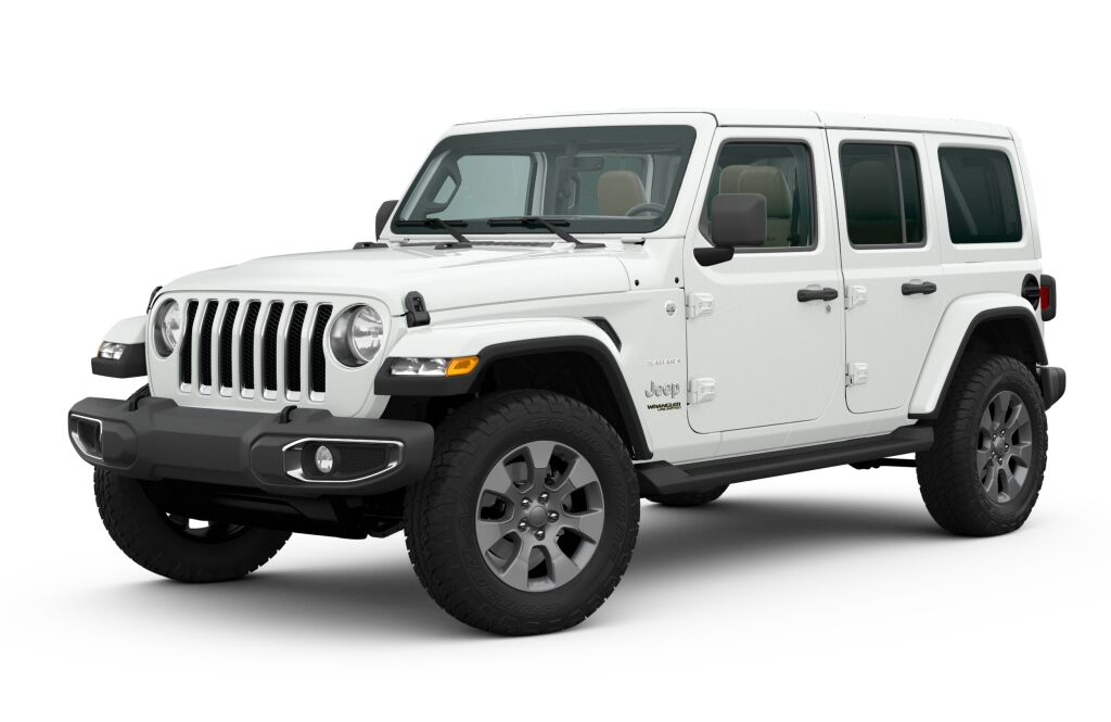 New 2020 Jeep Wrangler Unlimited Unlimited Sahara