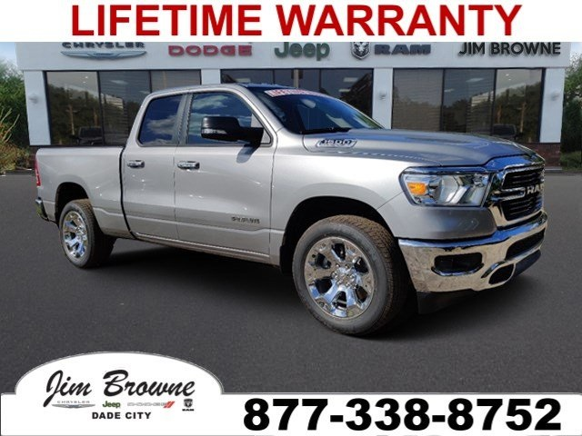 NEW 2020 RAM 1500 TRADESMAN QUAD CAB® 4X2 6'4