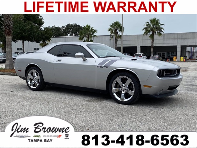 PRE-OWNED 2010 DODGE CHALLENGER R/T RWD 2D COUPE