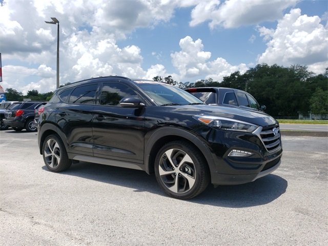 Pre-Owned 2018 Hyundai Tucson Value
