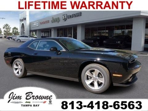 New DODGE Challenger in Tampa | Jim Browne Chrysler Jeep